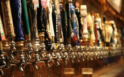 パブの雰囲気とクラフトビール